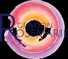 Logo Gewoon Rosemarie Lifestyle Coach Haarlem